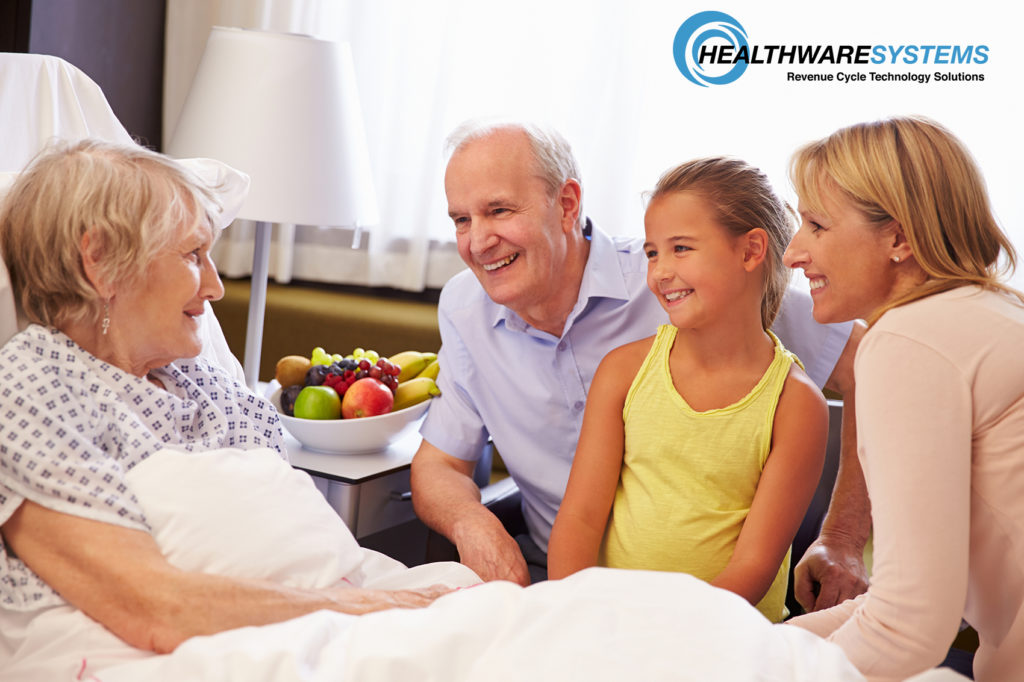 A hospital visit full of patient and family satisfaction.