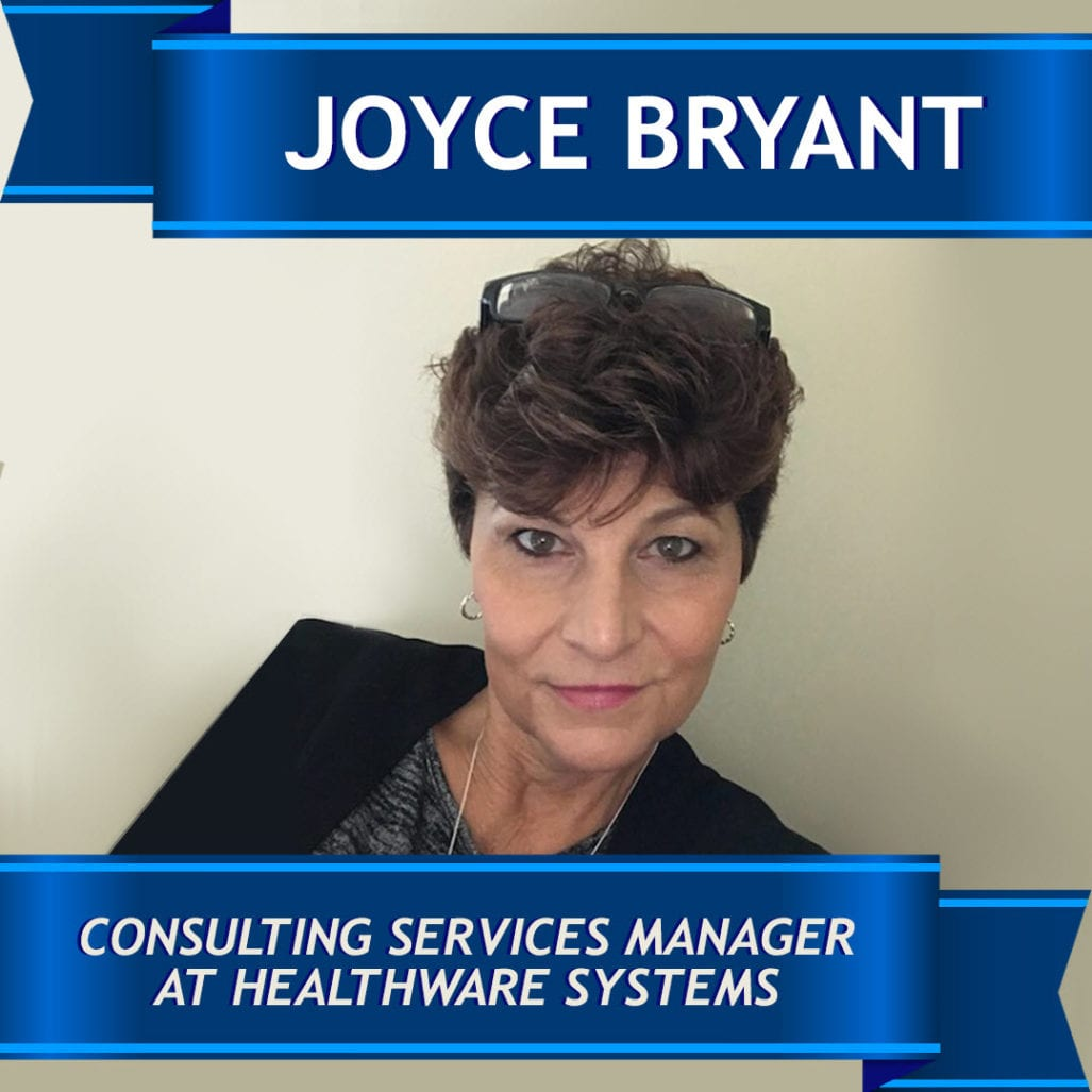 Joyce Bryant, our Patient Access Week interviewee.