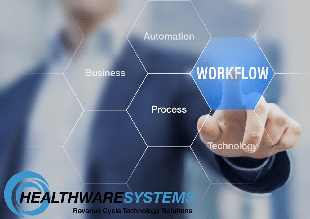 Business process automation in healthcare.